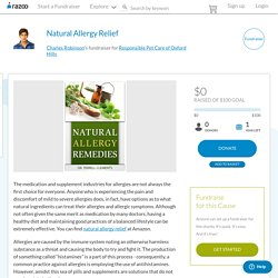 Natural allergy relief - Razoo