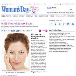 Natural Beauty Remedies - DIY Beauty