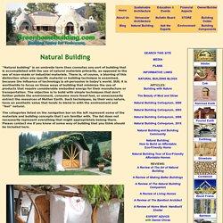 Natural Building Techniques