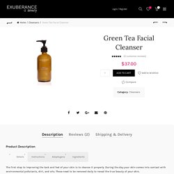 Best Natural Face Wash, Facial Cleanser