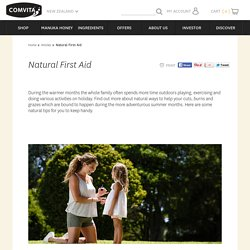 Comvita New Zealand Article