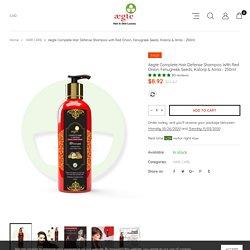 Order Organic Shampoo For Hair Fall