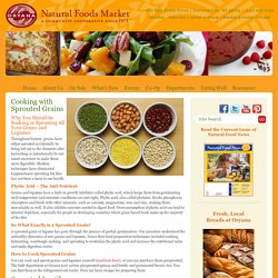 Natural Foods Market : Cooking Sprouted Grains
