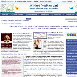 Natural Cures - Holistic Health for People and Animals