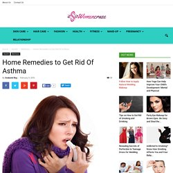 Natural Home Remedies for Asthma