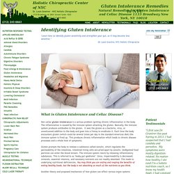 Natural Gluten Intolerance Remedies in NYC for Celiac Disease