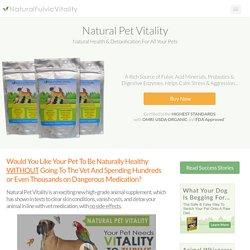 Natural Fulvic Vitality