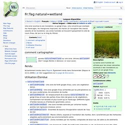 FR:Tag:natural=wetland