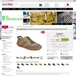 Baskets basses El Naturalista EL VIAJERO Piedra - Livraison Gratuite avec Spartoo.com ! - Chaussures 95,20 €
