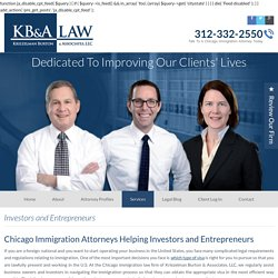 Investor visa attorney chicago