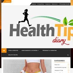Easy Ways to Lose Weight Naturally- Healthtipsdiary.com