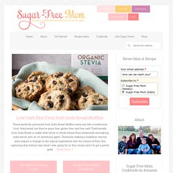 Sugar-Free Mom | Naturally Sweetened Recipes for a Healthier You!