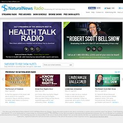 NaturalNews Radio - The Best in Health Talk Radio