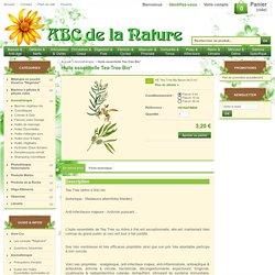 Huiles essentielles Bio - ABC de la Nature