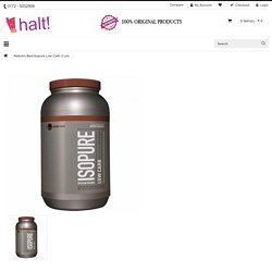 Buy Nature's Best Isopure Low Carb Online in India