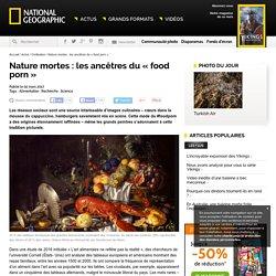 """Nature mortes : les ancêtres du """"food porn"""""""