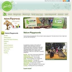 Nature Playgrounds