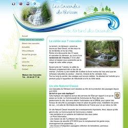 Site naturel classé des Cascades du Hérisson -