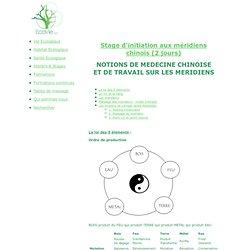 La santé au naturel - MEDECINE CHINOISE