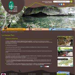 La marque Parc - Parc naturel régional du Haut-Languedoc