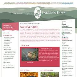 Les fiches nature - Parc naturel régional Livradois-Forez
