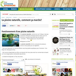 Blog Economie d'énergie & développement durable
