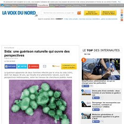 Sida: une guérison naturelle qui ouvre des perspectives - France-Monde