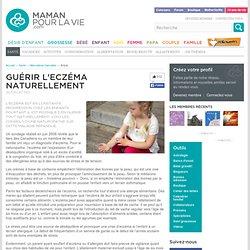 Guérir l'eczéma naturellement - Santé - Alternatives naturelles