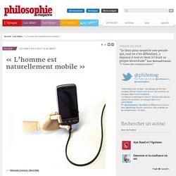 Les idées, Smartphone, Téléphone portable, Martin Cooper, téléphone, Maurizio Ferraris