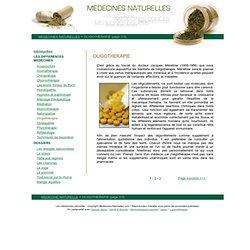 Médecines Naturelles : Oligothérapie, page 1/3