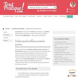 Remèdes naturels anti-pucerons - Edito - ToutPratique