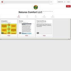 Natures Comfort LLC on Pinterest