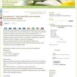 Kallmeyer Naturheilpraxis in Hannover - für Gesundheit, Schönheit und ein langes Leben!