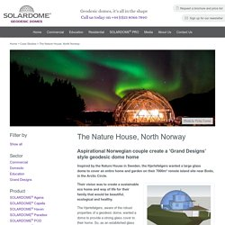 Case Study: The Nature House (Naturhuset) - Solardome Industries