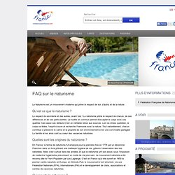 Naturisme en France : centres et campings naturistes, vacances en famille