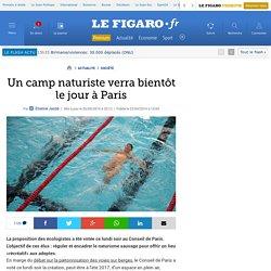 Un camp naturiste verra bientôt le jour à Paris