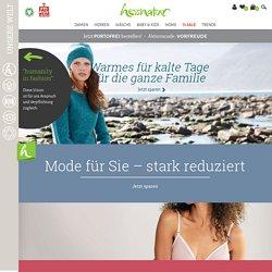 Naturkleidung und Heimtextilien zu fairen Preisen - hessnatur Deutschland