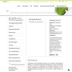 Cetylalkohol (1-Hexadecanol, Cetyl Alcohol)