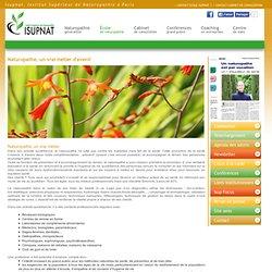 Naturopathe, un vrai métier d'avenir