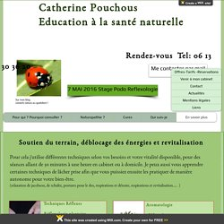 Catherine Pouchous naturopathie holistique bienfaits
