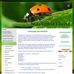 - nettoyage des intestins - Naturopathie quantique, accompagnement au changement de nutrition.