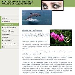 Naturopathie et énergie - Anastassia Venediktova Naturopathe-Energéticienne