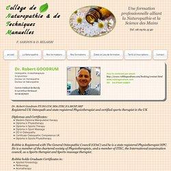 Collège de Naturopathie et Thérapies manuelles Paris