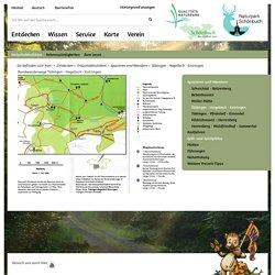 Naturpark Schönbuch: Tübingen - Hagelloch - Entringen