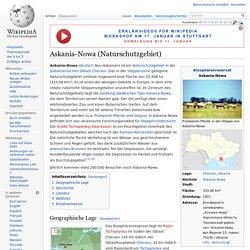 Askania-Nowa (Naturschutzgebiet)