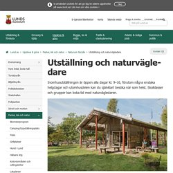 Naturum Skrylle - Uppleva & göra - Lund