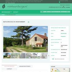 Natuurhuisje 25959 - vakantiehuis in Montambert
