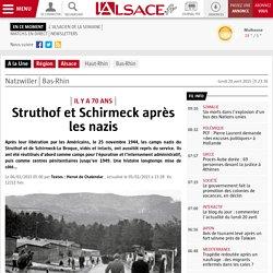 Struthof et Schirmeck après les nazis