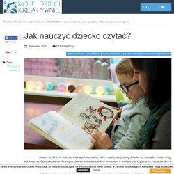 Czytanie sylabowe - Moje Dzieci Kreatywnie