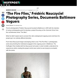 'The Fire Flies,' Frédéric Nauczyciel Photography Series, HuffPost USA, 2014